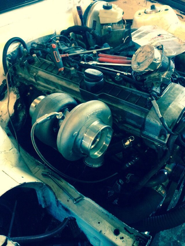 320CDI Turbo