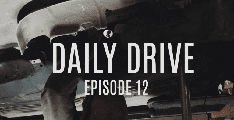 Budget Turbodiesel Daily Driver – Episode 12 (video)
