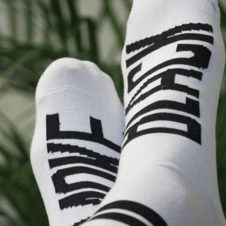 black smoke socks