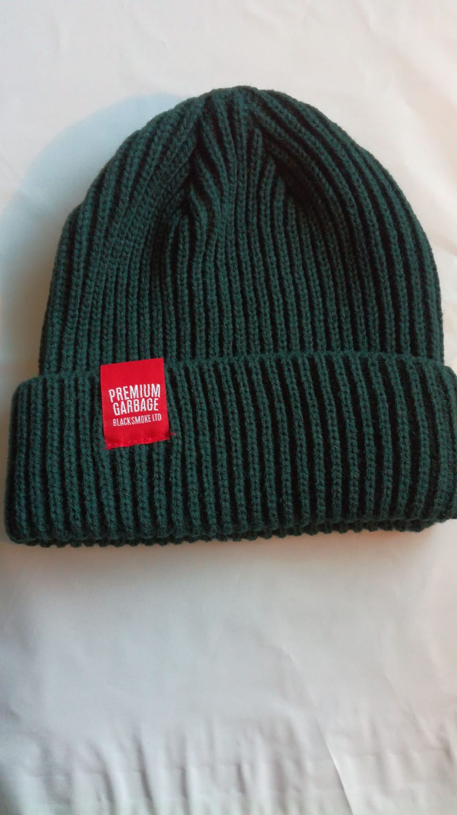 fb9a6ae2 Jacques woolly hat - Petrol green